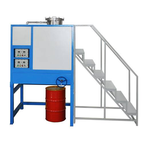 T - 400 ex solvent recovery machine