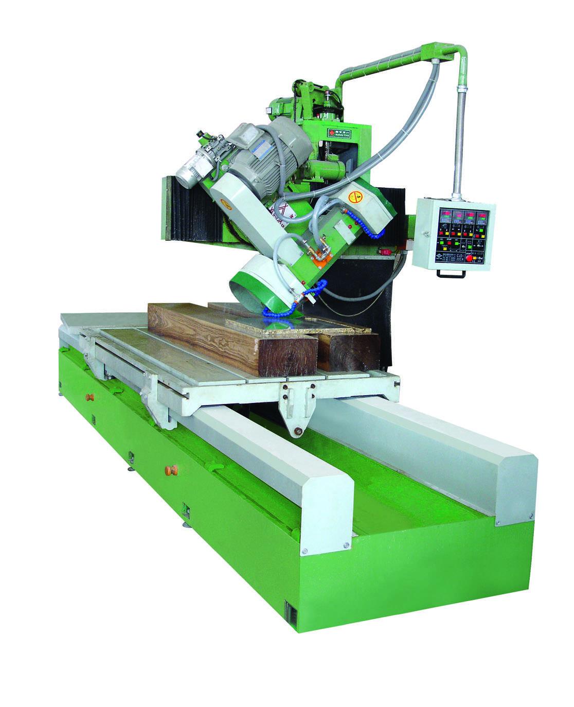 Special Decoration-Slab Calibrating & Chamfering Machine CJ/CJD-25CA