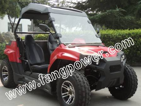 oil cooled dual seat UTV 200cc for teenagers factory price