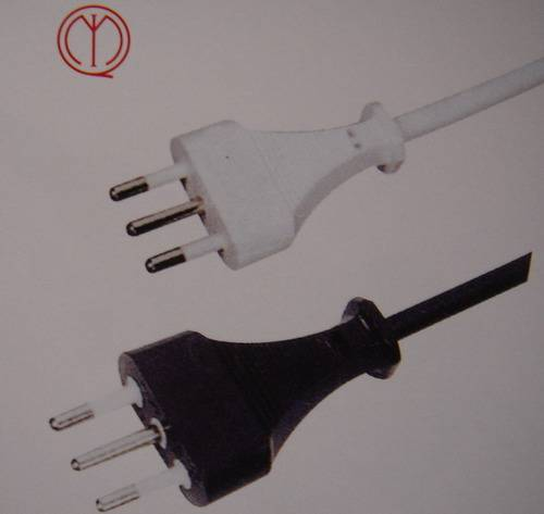 Italy 3pins power cords