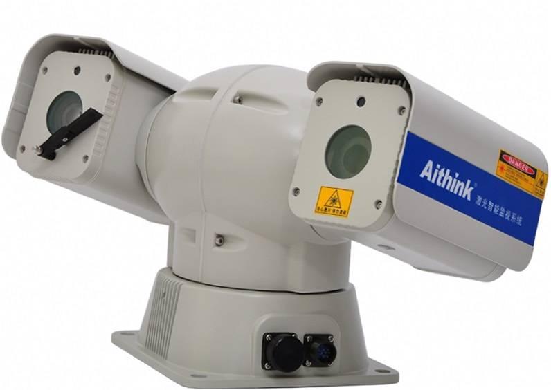 Long Range Night vision surveillance