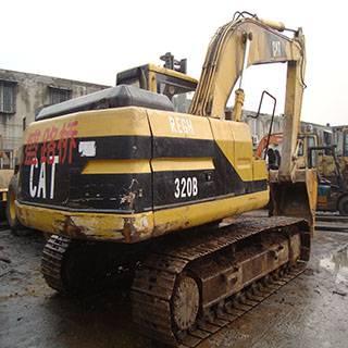 used CAT excavator 320B