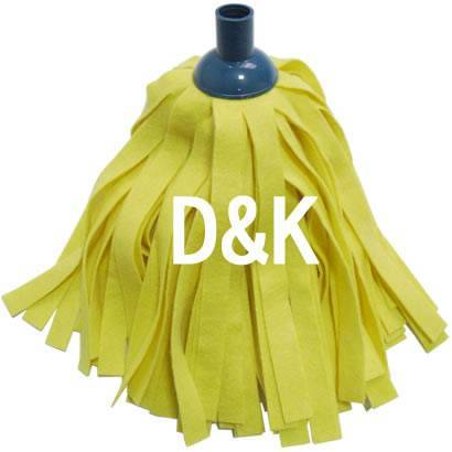 Yellow mop head/mop refill/cleaning tool/mops