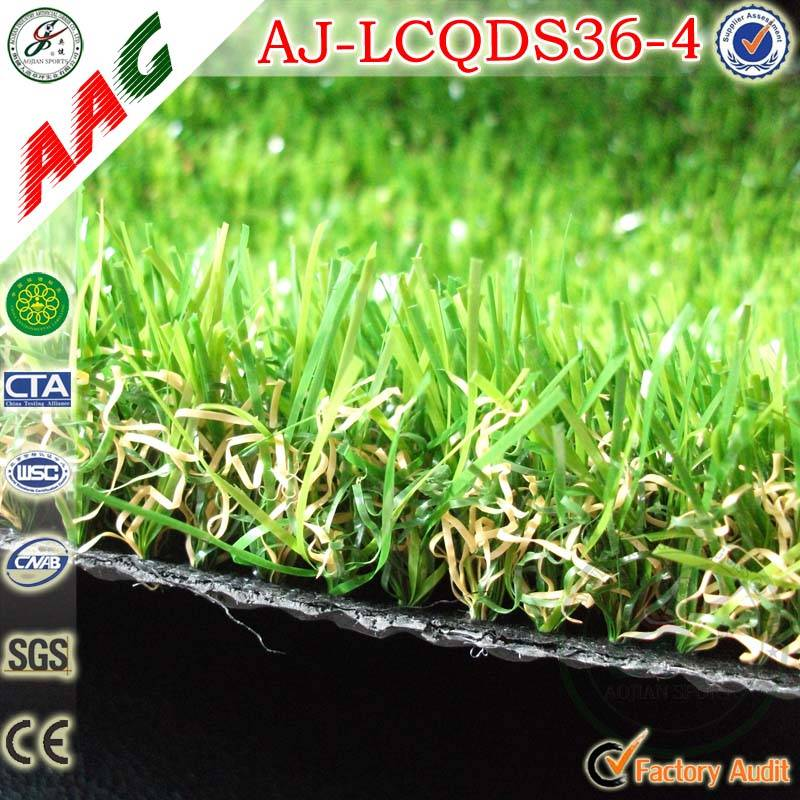 Landscaping grass hot sale PE grass