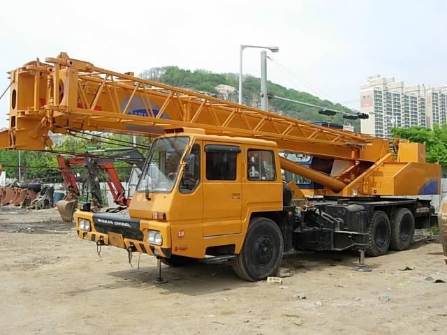 crane used