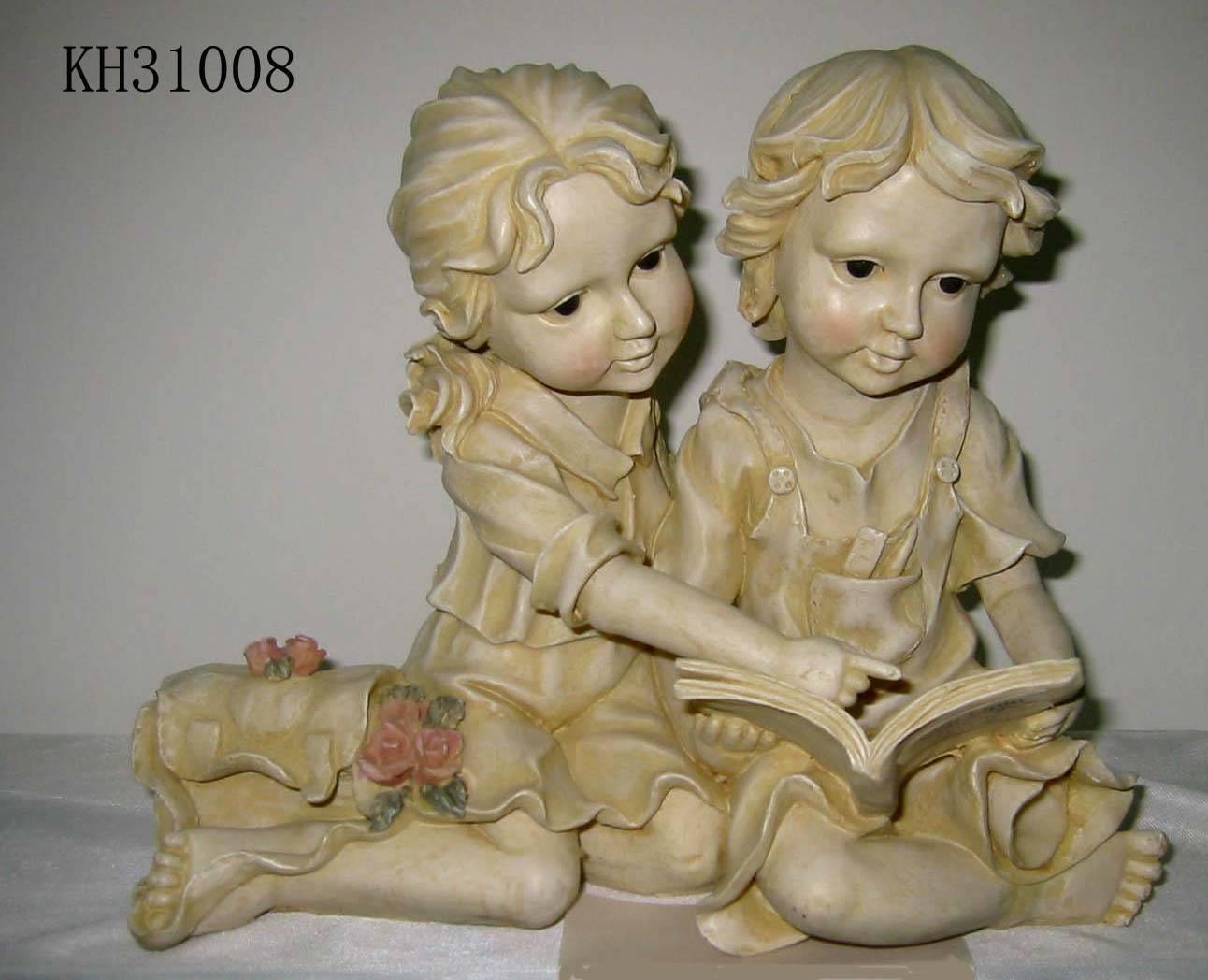 sell Garden polyresin figurine, statue,statuary