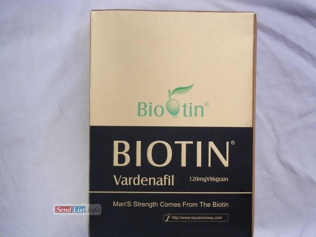Biotin --2011 Best Sex Productions/Pills