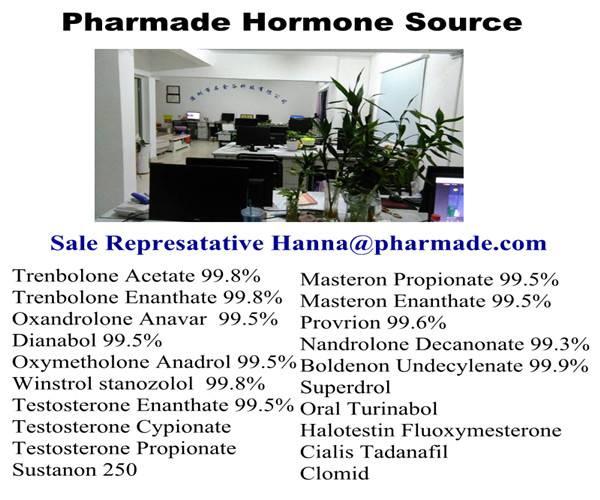 1-Test Cyp(Dihydroboldenone Cypionate)Hot Selling Raws In Canada