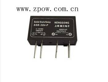 Neng Gong PCB Small AC Solid state relay Single Inline SSR-5DA-P 5A