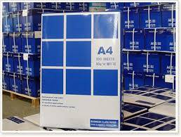A5 A4 Copy Paper 80gsm 70gsm from Thailand