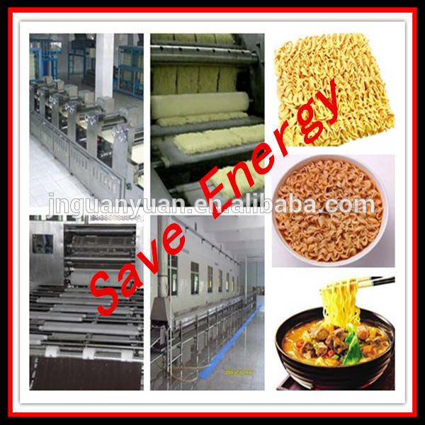 Save Energy Full Automatic Instant Noodles Making Machine/Production Line