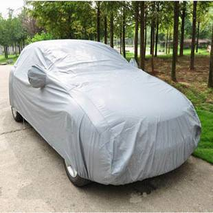 High Quality sunproof silver Car Cover