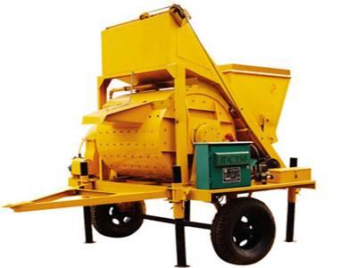 dongchen jdc500 compulsory concrete mixer