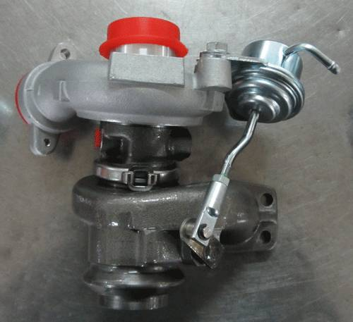 Turbocharger TD025