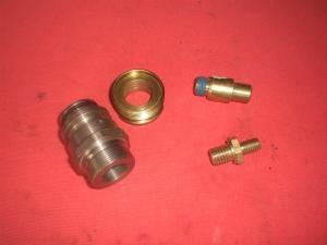 Hydraulic Parts - Connectors