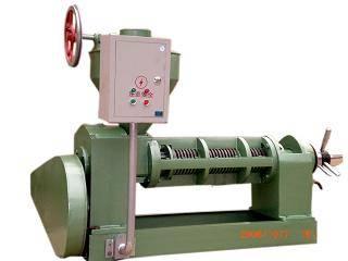 6yl-120D screw oil press