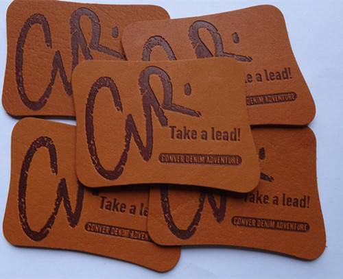 sell washable leather label