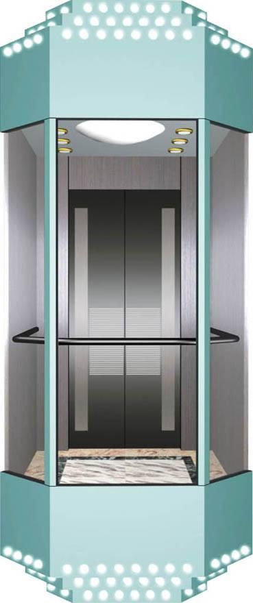 Sightseeing Elevator HM-536