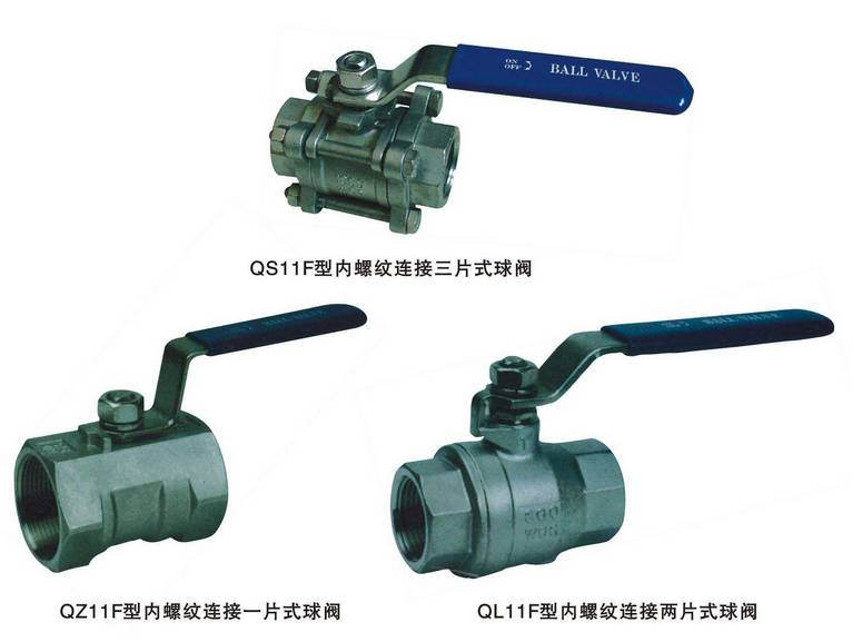 Sanitary steel ball valve