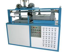 Semi-automatic Plastic Blister Vacuum Moulding Machine
