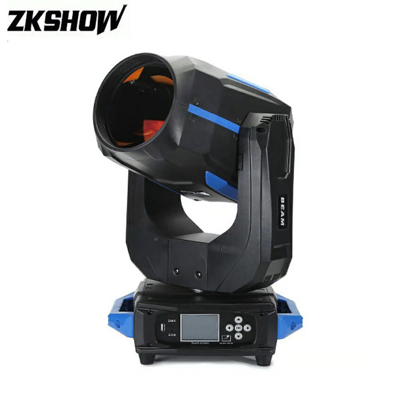 260W Beam Wash LED Moving Head Light 8500K