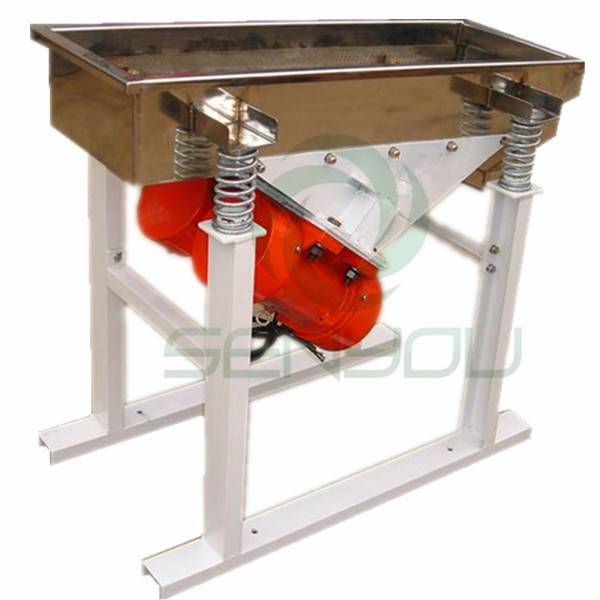 SYZX-525 Silica sand heavy duty linear vibration sand sieving machine