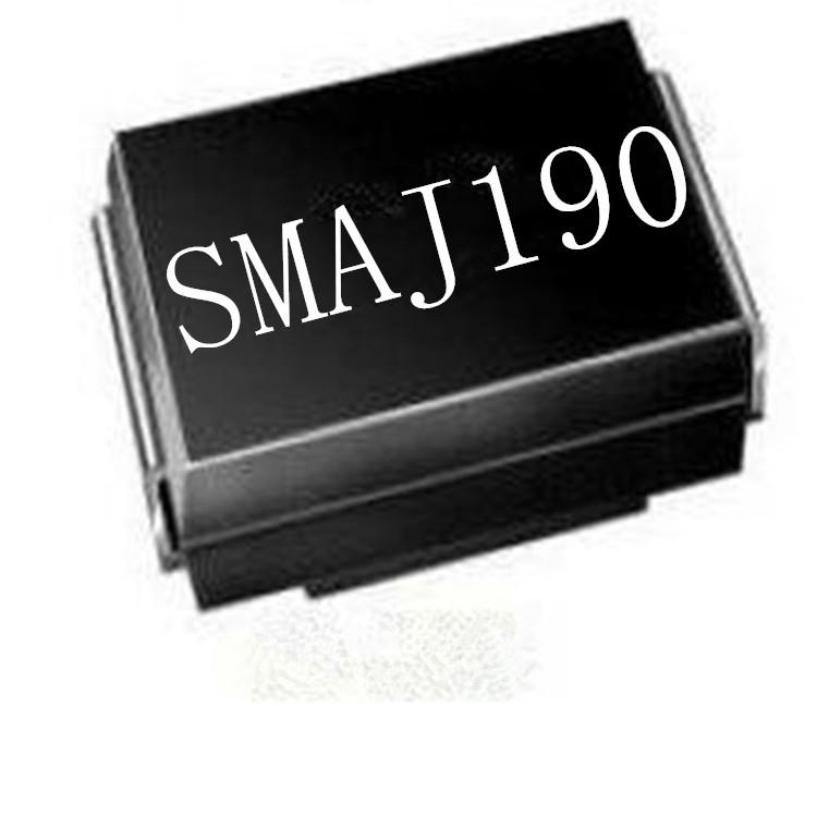 TVS Diodes Transient Voltage Suppressors 400W 130V Bidirect 1000 pieces