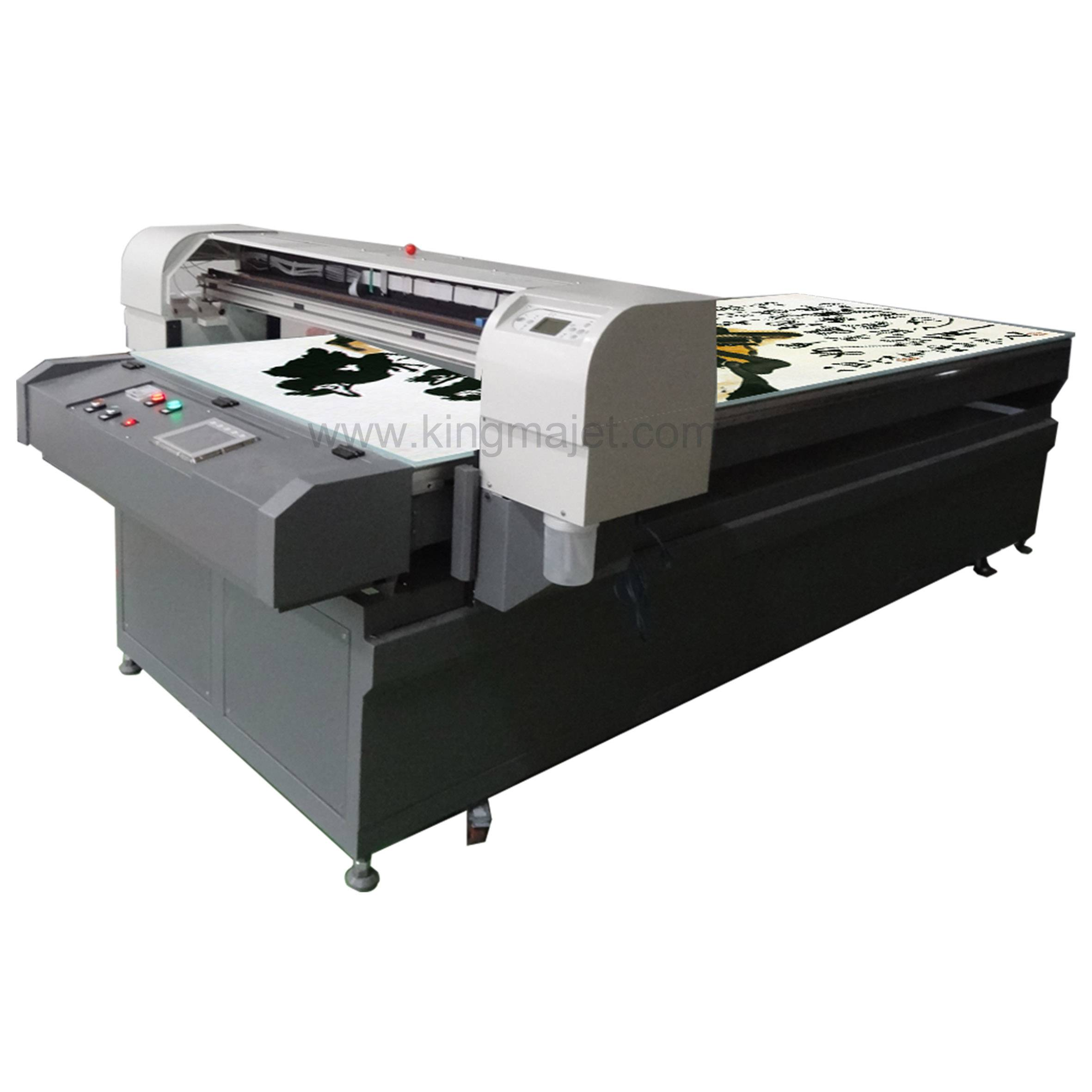 Weihang MJ1125-8 color Inkjet Flatbed Printer for Gift Items