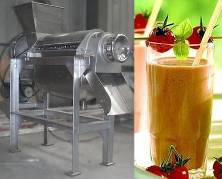 Spiral Fruit Juice Extractor| Fruit juice making machine