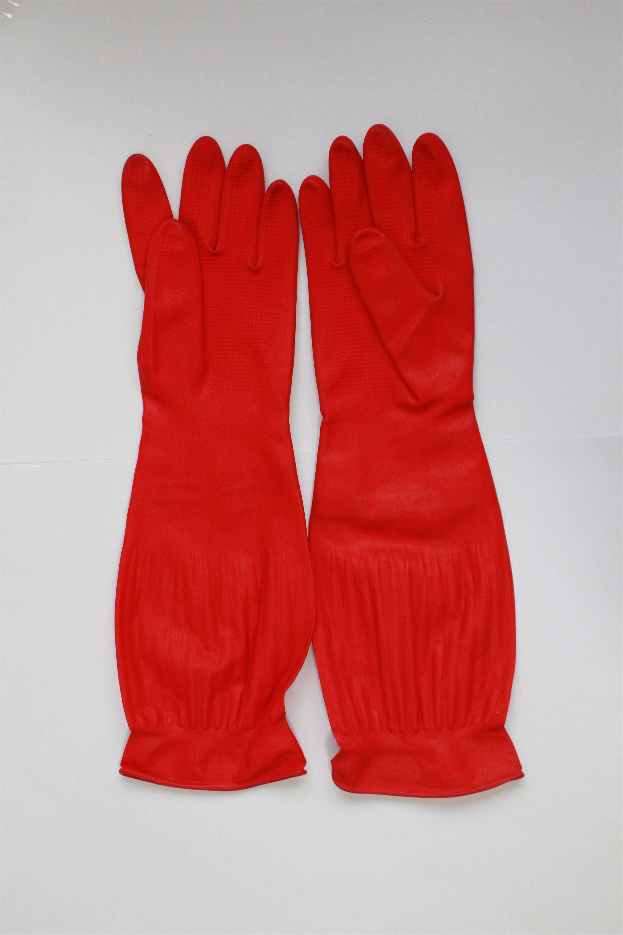 RHH-4 Latex household gloves
