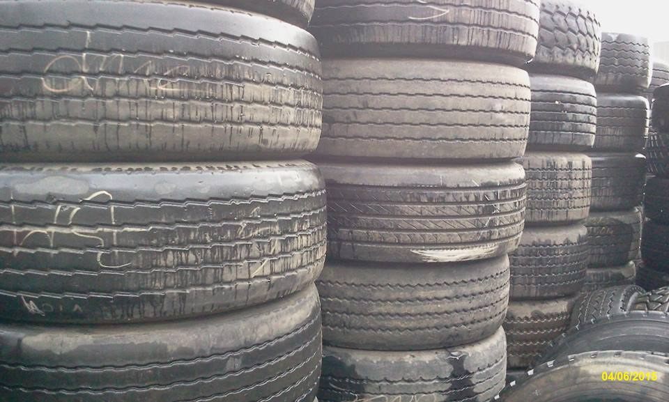 used tuck tires 10R22.5, 11R22.5, 12R22.5