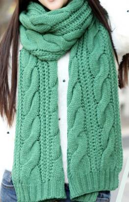 supply women winter scarf