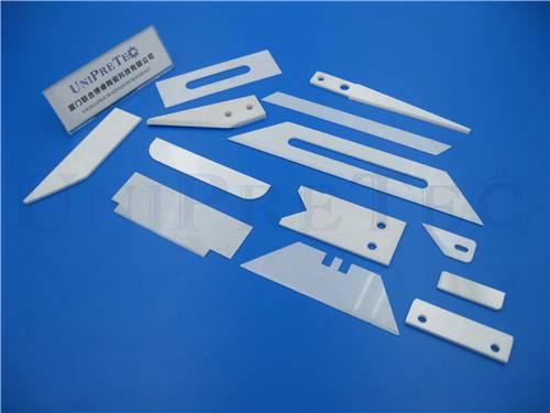 ZrO2 Zirconia Ceramic Cutters