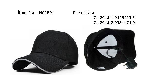 Bluetooth Bone-Conducted Sport Magic Music Hat