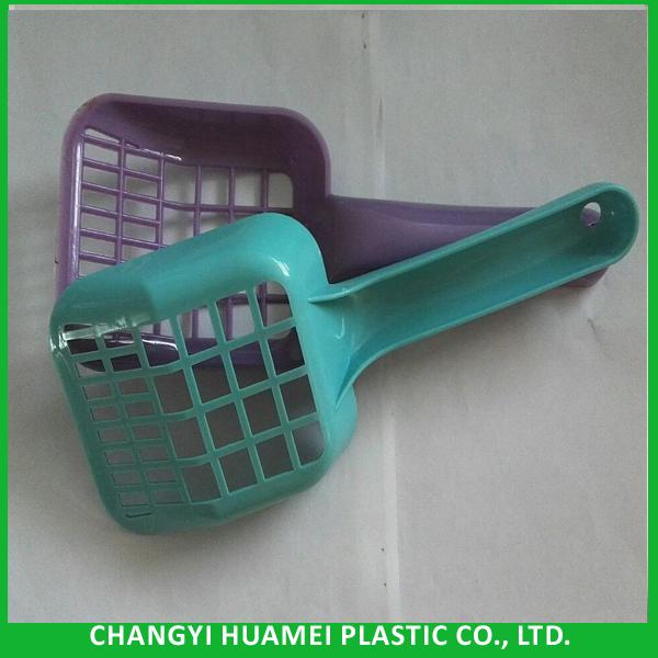 plastic pet cat litter shovel