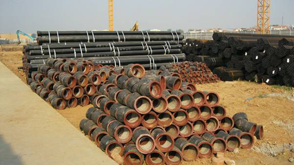 ductile iron pipe supplier(Stock)