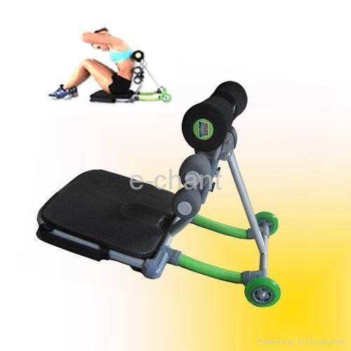 Total core/fitness equipment