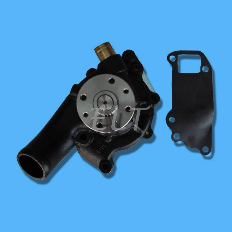 Water pump for Hitachi EX200-3 1997. (Izuzu engine).