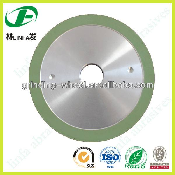 diamond grinding parallel wheel