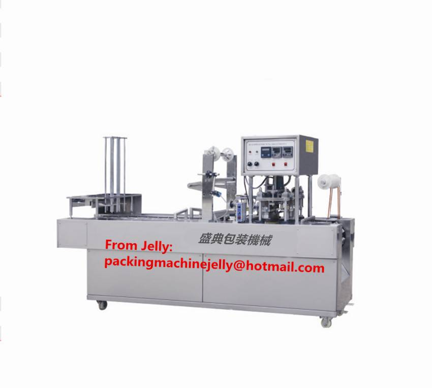 BG32 automatic beverage cup sealing machine