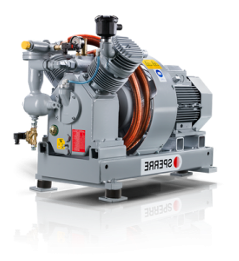 Sperre Air Compressor and spare parts