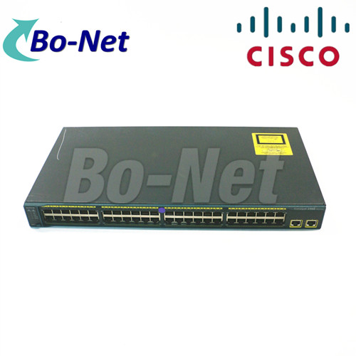 CISCO WS-C2960-48TT-L network switches Cisco select partner BO-NET