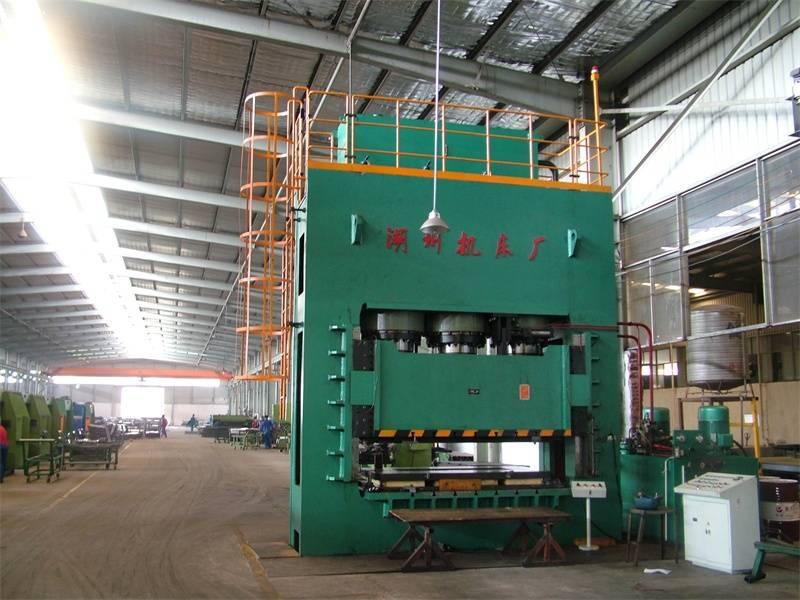 Glass Fiber Reinforced Plastic Hydraulic Press