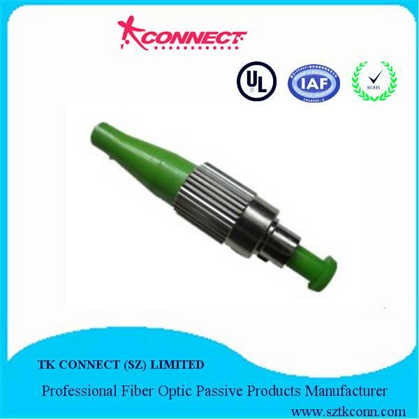 fiber optic fc/apc connector