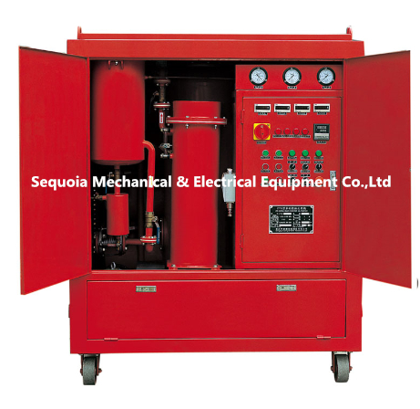 insulating oil purifier for transformer
