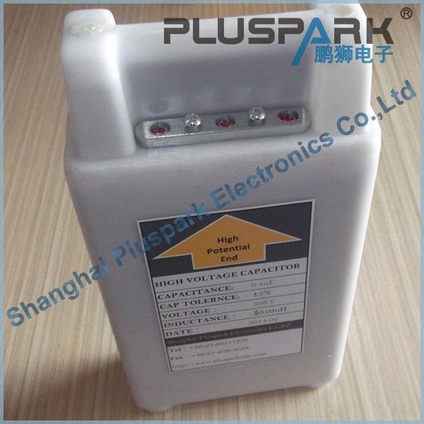 High Voltage Capacitor 0.1uF 40kV 100nF