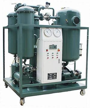 Turbine oil regneration purifier / Demulsified oil recycling machine