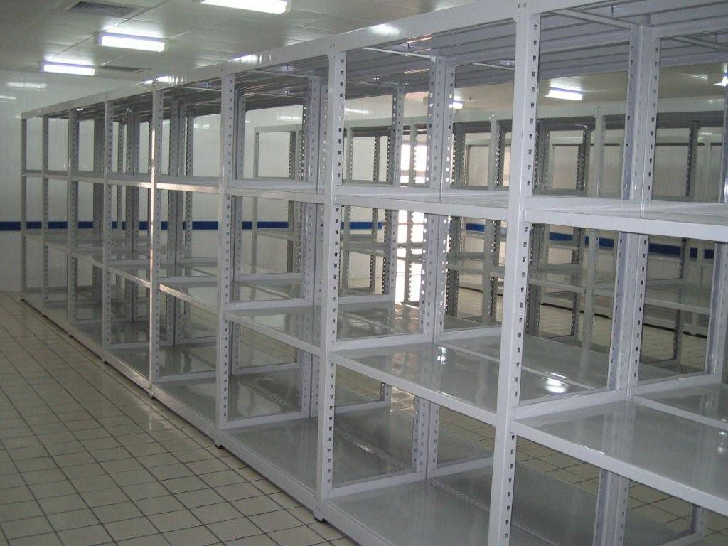 Type A Medium-duty Racking Medium Duty Shelf Certified by CE TUV ISO IQNet