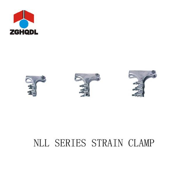 NEJ cable accessory bolt insulation strain clamp