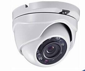 hikvision cctv camera, 720 TVL IR indoor/outdoor dome camera